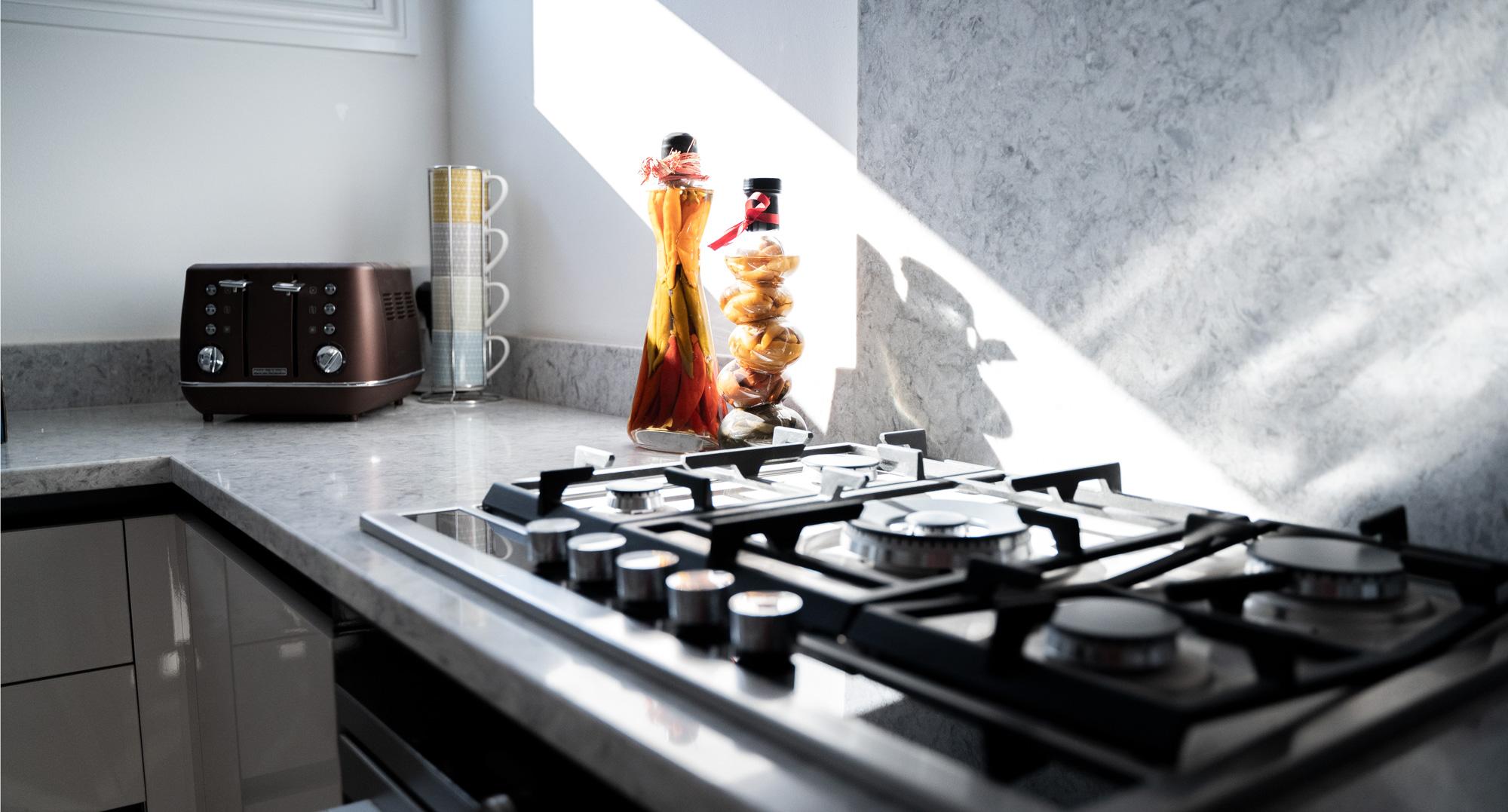 go for granite kitchen work surfaces
